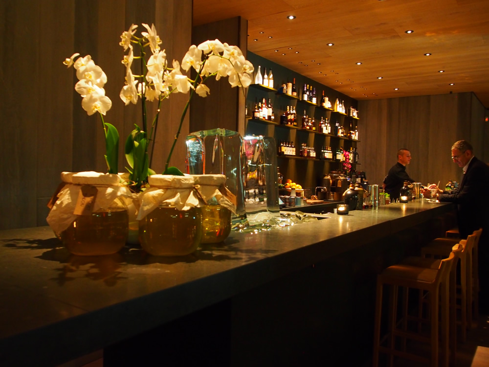 The bar at Roka Aldwych | ytTastes | Yvanne Teo
