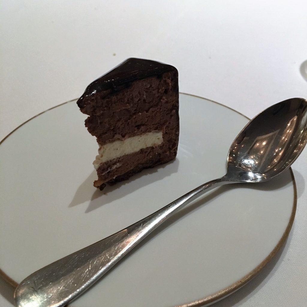 A little slice of cake | Odette Singapore