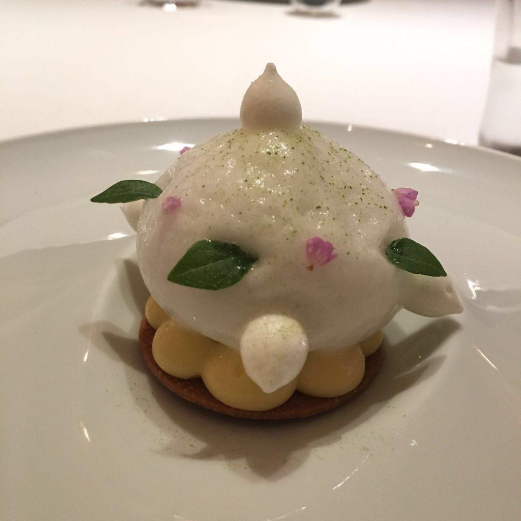 Lemon t'art | Odette Singapore
